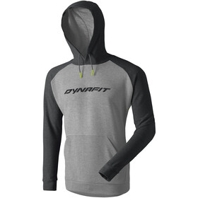 Dynafit 24/7 Logo Sweat À Capuche Homme, black out melange